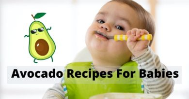 Avocado recipes for babies