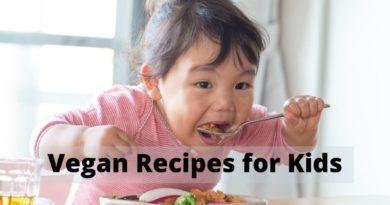 Vegan recepies for kids