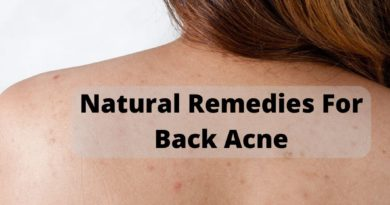 treatments for back acne