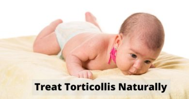 Treat Torticollis Naturally
