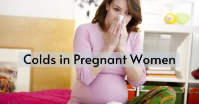 Colds in Pregnant Women