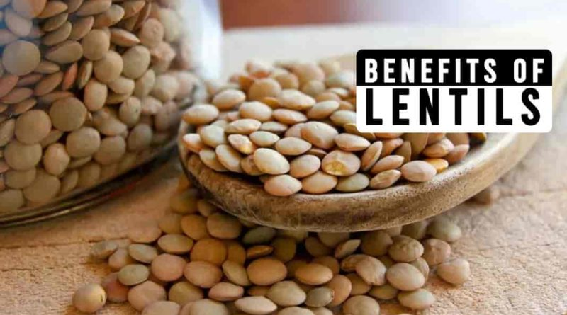 Benefits of Lentils
