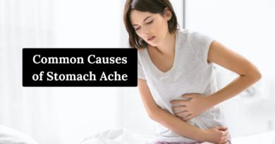Common Causes of Stomach Ache