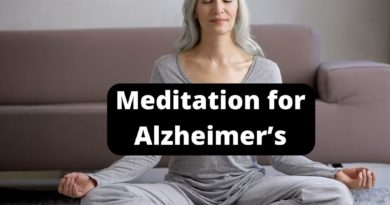Meditation for Alzheimer's