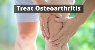 Treat Osteoarthritis