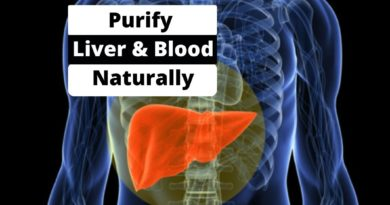 purify Liver and Blood Naturally