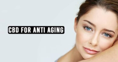 CBD For Anti Aging